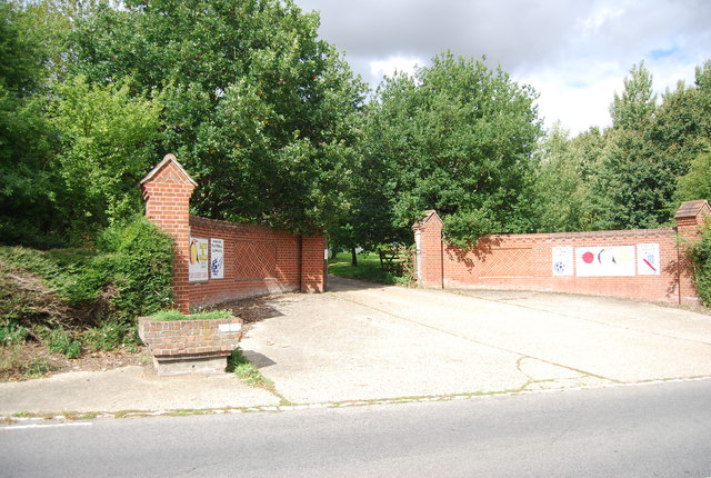 Entrance, Thurlestone Lodge