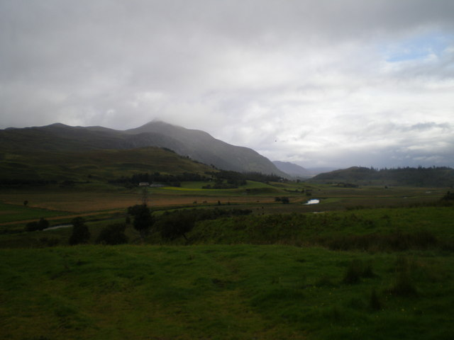 Spey valley