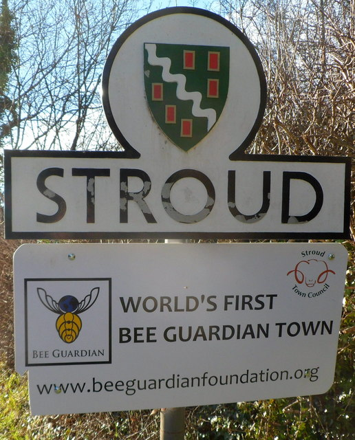 Stroud - the world's first Bee Guardian town