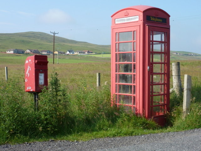 Gott: postbox № ZE2 9 and phone