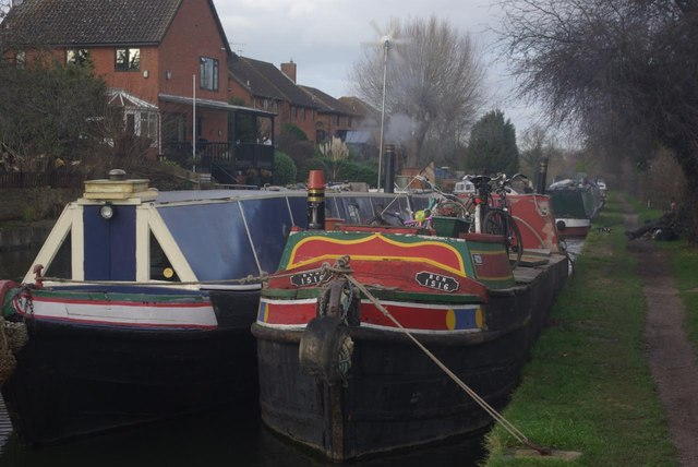 Grand Union Canal, Fenny Stratford