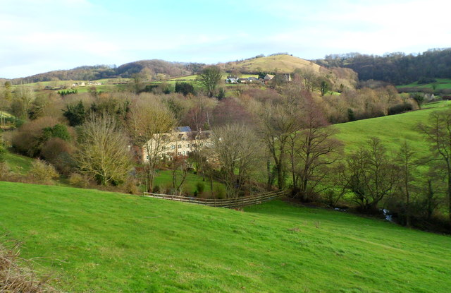 Spring Cottages, The Vatch near Slad