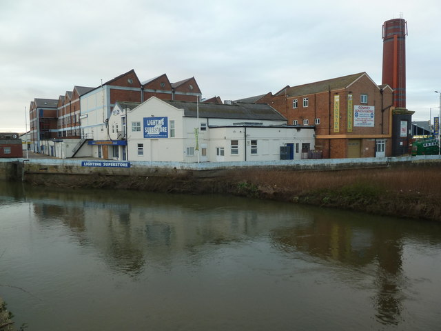 Former creamery, Melksham