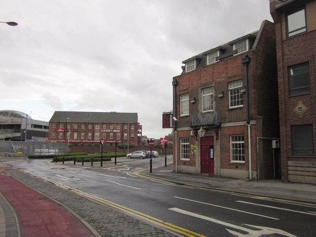 The Yorkshireman, Hull