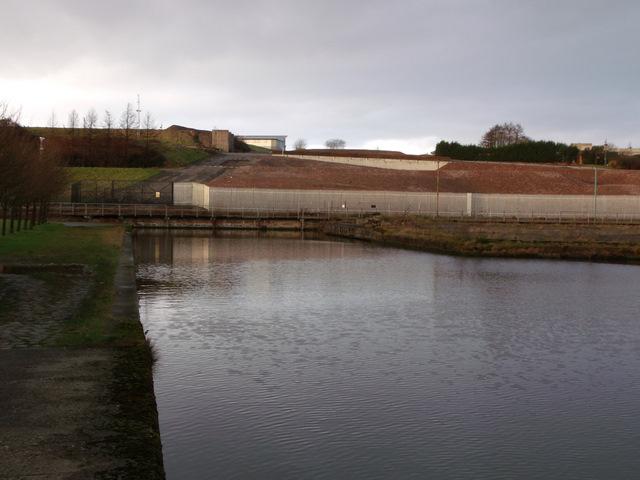 Site of Port Dundas distillery