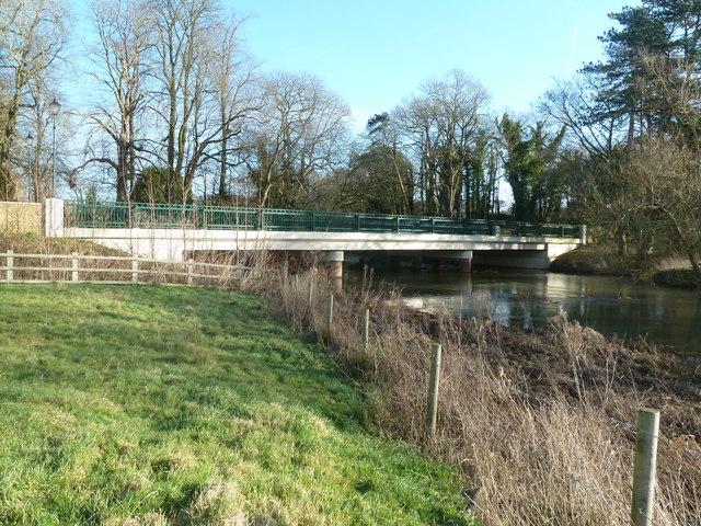 Cow Bridge near Malmesbury