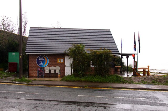 Half Moon Bay Cafe