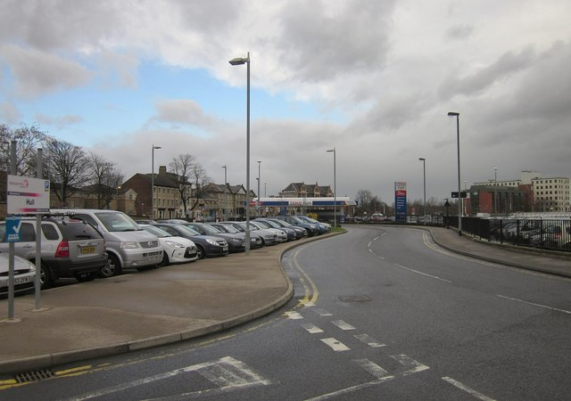 Margaret Hoxon Way, Hull