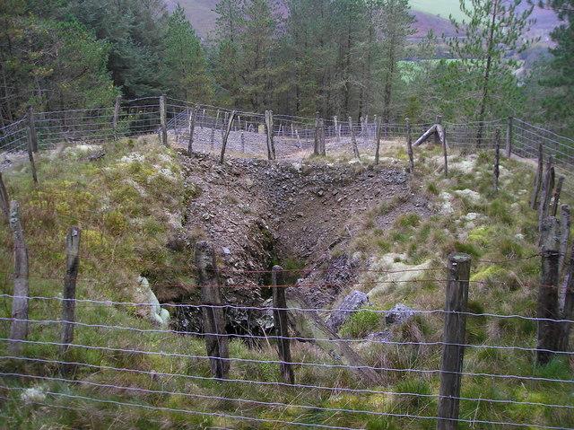 Rhoswydol Lead Mine