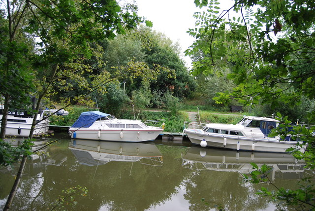 Boats on the River Medway