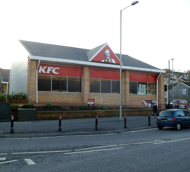 KFC, Treforest