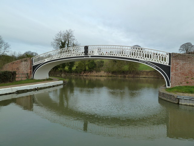 Bridge 91A, Oxford Canal
