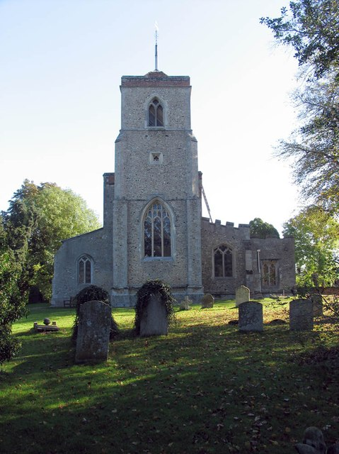 St Andrew, Shalford