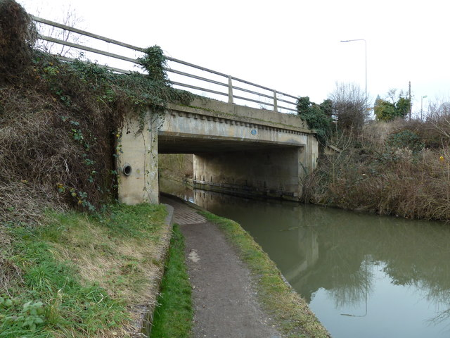 Bridge 91, Oxford Canal