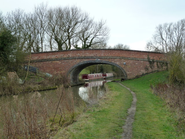 Bridge 97, Oxford Canal