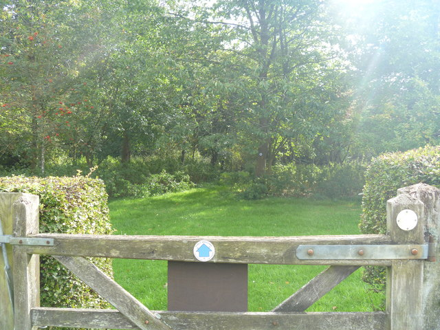 Bridleway to Enstone [4]