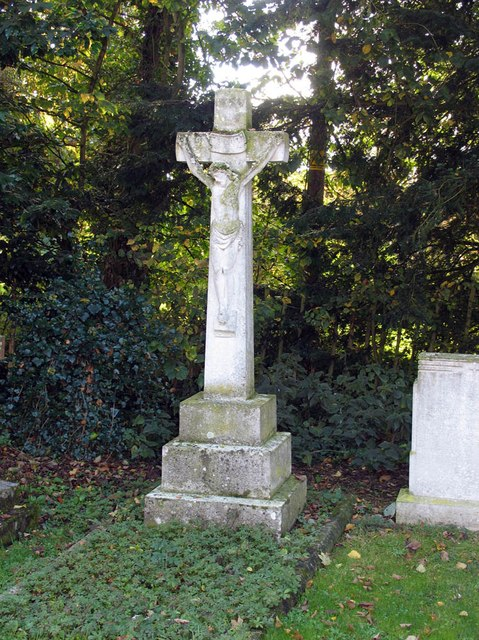 St Mary, Panfield - Gravestone
