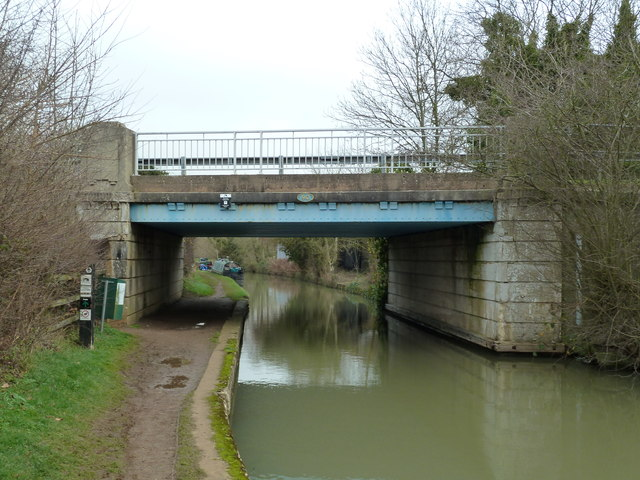 Bridge 90, Oxford Canal