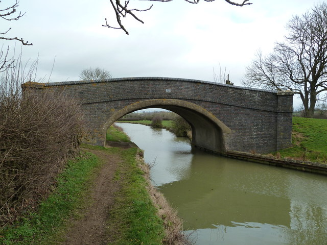 Bridge 89, Oxford Canal