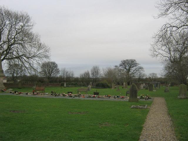Trimdon Cemetery
