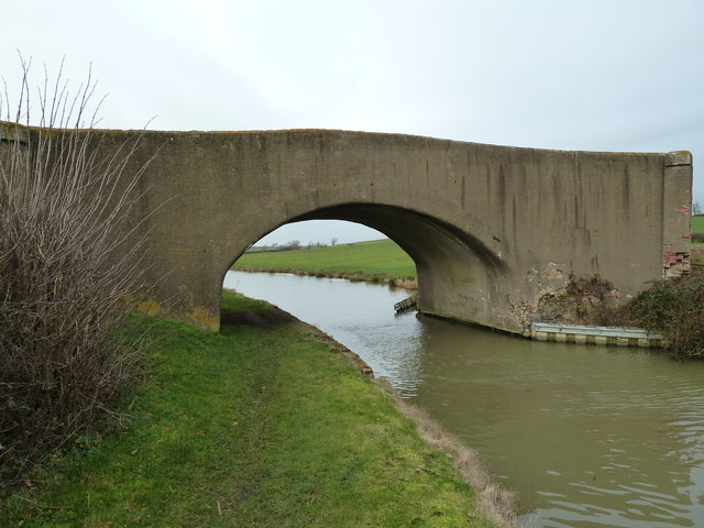 Bridge 88, Oxford Canal