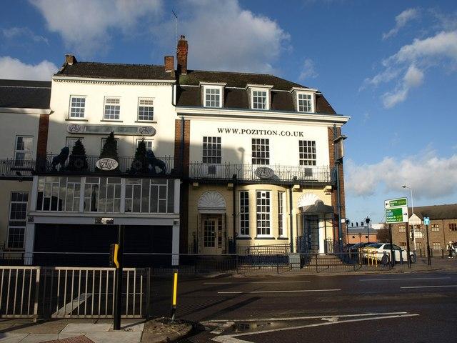 Pozition Nightclub, Hull