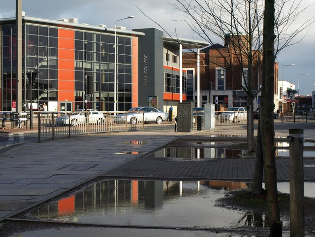 Alex Henderson Building, Hull College