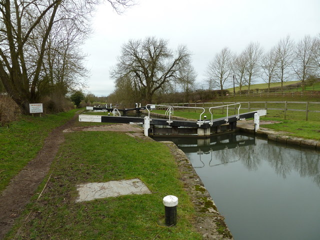 Lock 5, Grand Junction Canal - Braunston Lock
