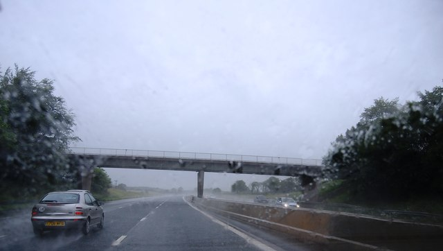Intack Bridge, M6