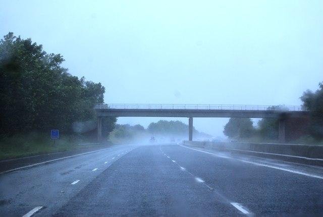 High Wreay Bridge, M6