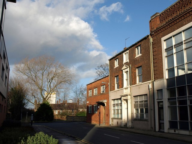 Carroll Place, Hull