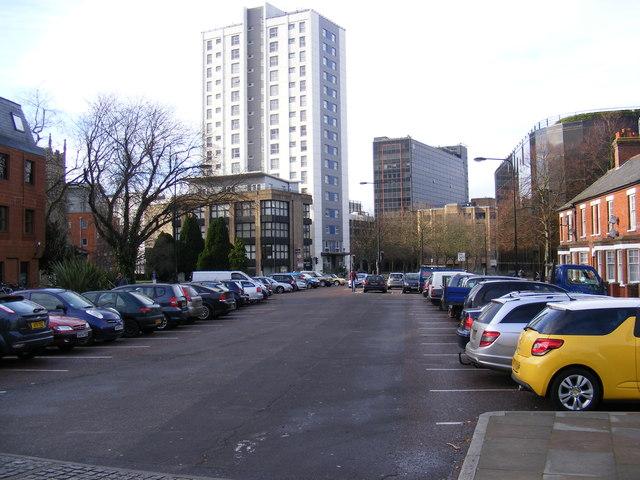St.Nicholas Street Car Park