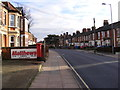 TM1744 : B1075 Foxhall Road &amp; Ruskin Road Edward VII Postbox by Adrian Cable