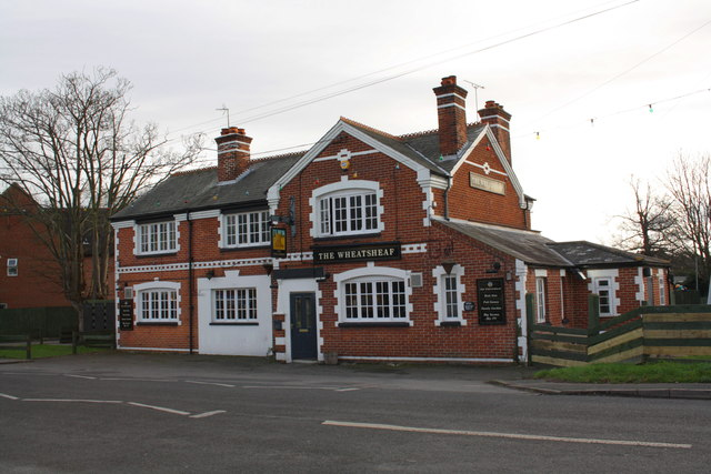The Wheatsheaf, Wantage Road