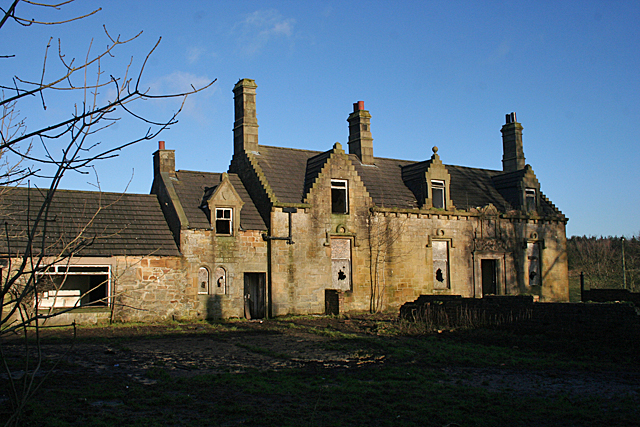 Leadloch Farm House
