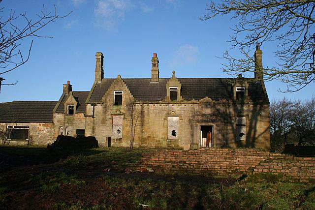 Leadloch Farm House