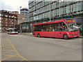 SJ8498 : Shudehill Bus Station by David Dixon