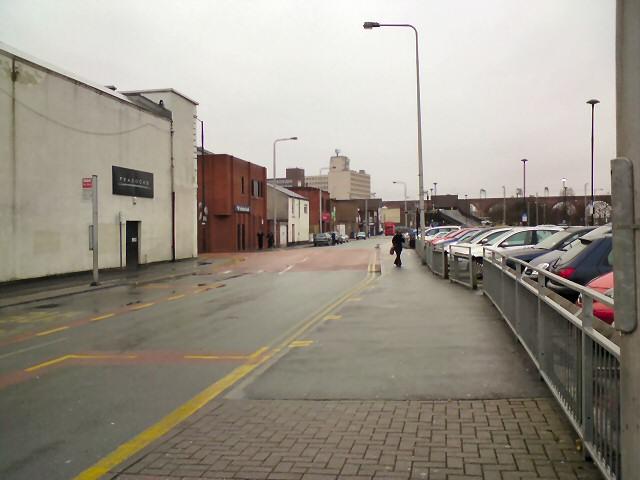 Bridgefield Street