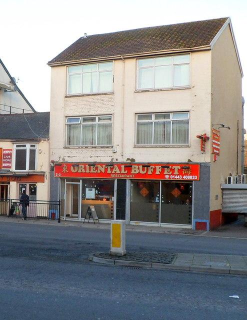 Oriental Buffet, Pontypridd