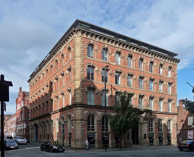 109 Princess Street, Manchester