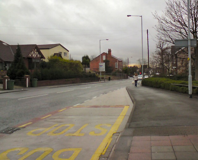 Stockport Road West