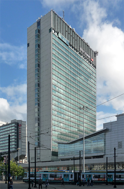 Sunley House, Piccadilly Gardens, Manchester