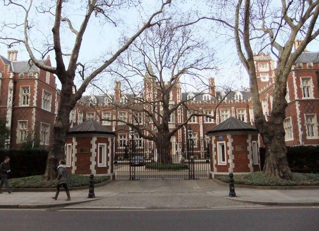 Rose Square, Fulham Road SW7