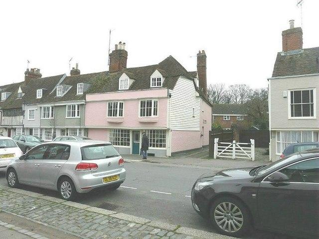 No 92, Abbey Street, Faversham