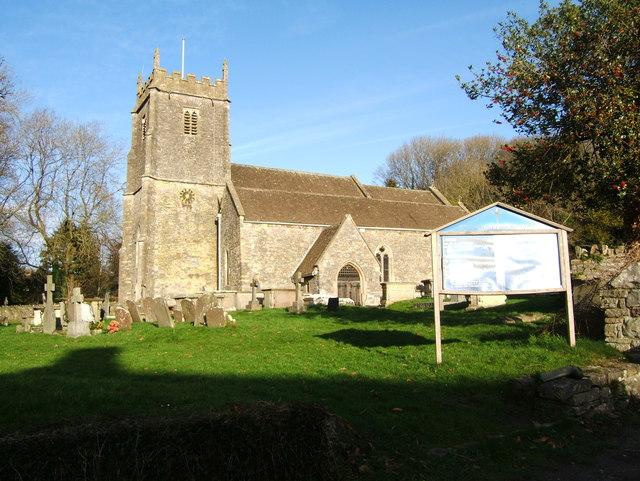Tytherington Church