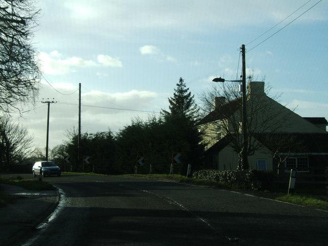 Bagstone Road
