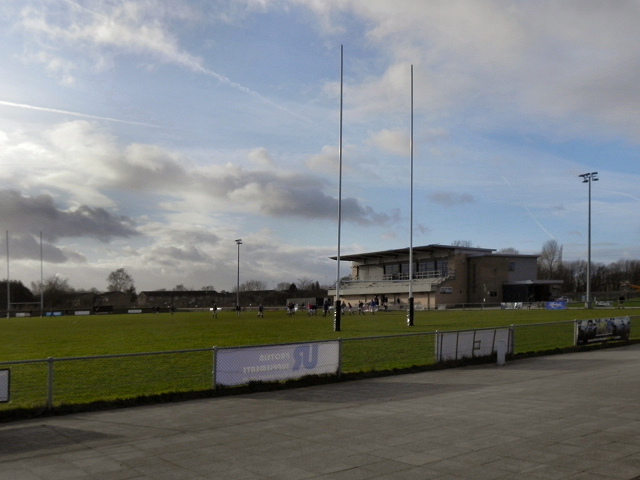 Broughton Park Rugby Football Club, Hough End.