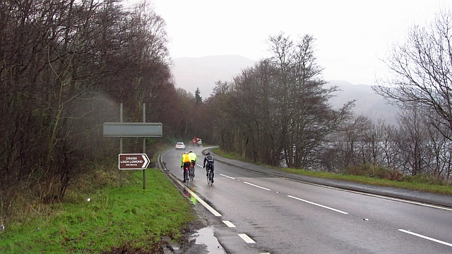 A82, Loch Lomond