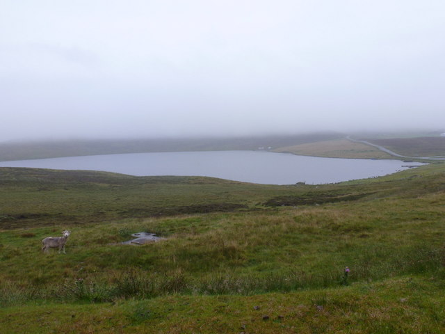 Whalsay: Loch of Huxter