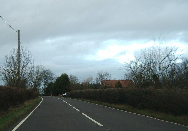 Bristol Road B4058